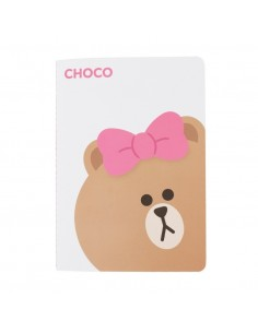 [LINE FRIENDS Official Goods] Choco Note Season 2 (Big)