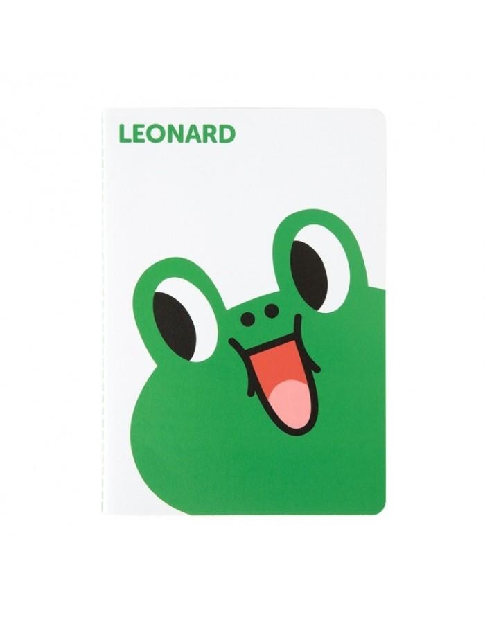 [LINE FRIENDS Official Goods] Leonard Note Season 2 (Big)