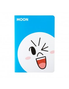 [LINE FRIENDS Official Goods] Moon Note Season 2 (Big)