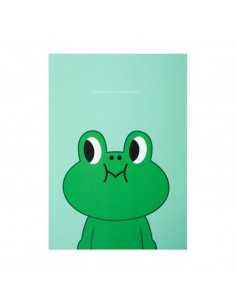 [LINE FRIENDS Official Goods] Leonard Line Note B5