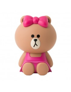 [LINE FRIENDS Official Goods] Figure Coin Bank - Choco