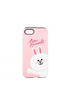 [LINE FRIENDS Goods] Pink Hello Cony iPhone7 Glossy Case