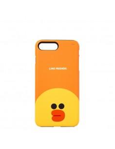 [LINE FRIENDS Goods] Orange Sally iPhone7+ Guardup Matt Case