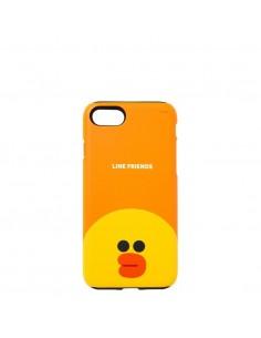 [LINE FRIENDS Goods] Orange Sally iPhone7 Guardup Matt Case