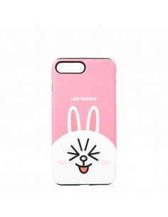 [LINE FRIENDS Goods] Pink Cony iPhone7+ Guardup Matt Case