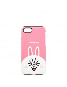 [LINE FRIENDS Goods] Pink Cony iPhone7 Guardup Matt Case