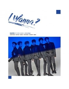SNUPER 4th Mini Album - I WANNA? [A Ver. Stage]