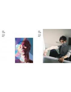 Shinee JONG HYUN - 소품집 [이야기 Op.2] 1 Random CD + Poster
