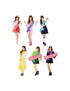 Apink 4th Fanmeeting '소문난6공주' Goods : Acrylic Stand Figure (6Kinds)