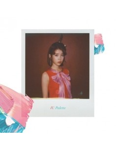 IU 4th Album - PALETTE CD + Poster