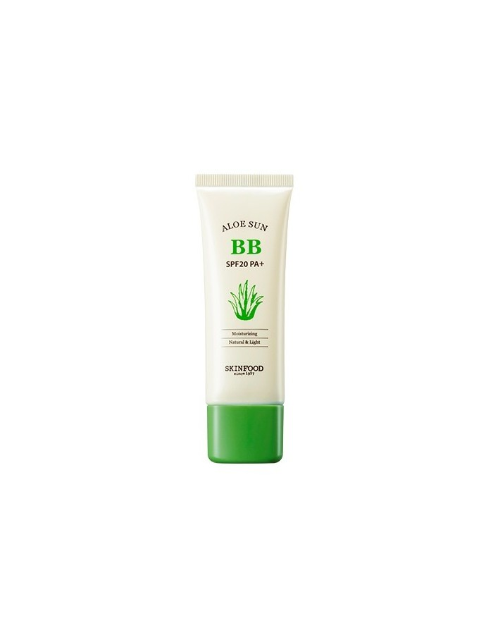 [Skin Food] Aloe Sunscreen BB Cream SPF20 PA+(UV Protection) 50g