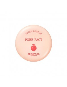 [Skin Food] Peach Cotton Pore Pact 9g