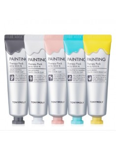 [TONYMOLY] PAINTING Therapy Pack 30g (5kinds)