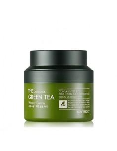 [TONYMOLY] THE Chok Chok GREEN TEA Watery Cream 100ml