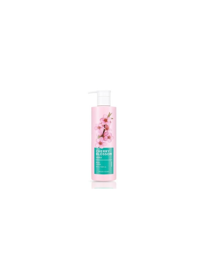 [Holika Holika] Cherry Blossom Body Lotion 390ml