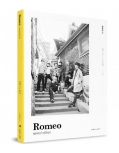 [Limited Edition] ROMEO 4nd Mini Album Repakage - ONE fine DAY CD + Poster
