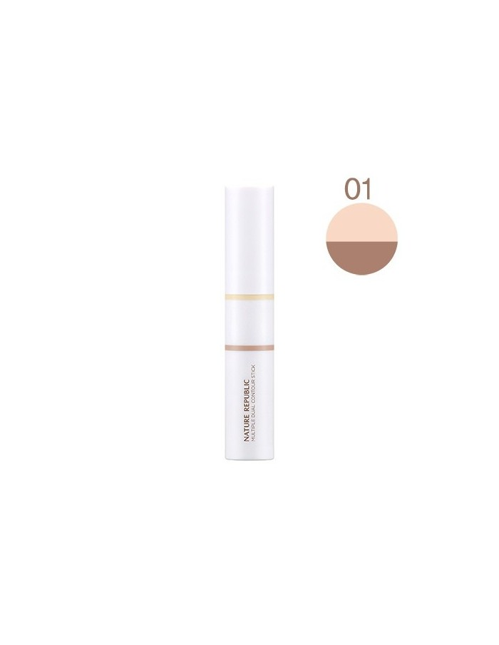 [ Nature Republic ] Multiple Dual Contour Stick 9g (4Colors)