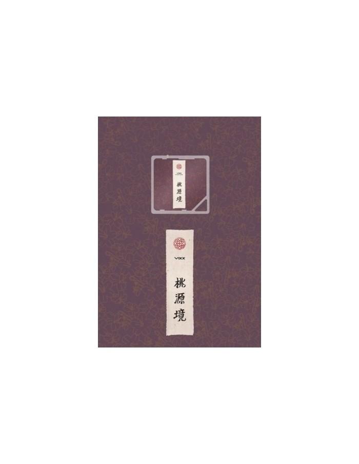 [KIHNO Version] VIXX - 도원경(桃源境) FLOWER ver. Card Type Album + Poster