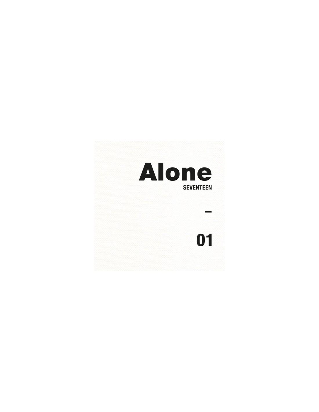 SEVENTEEN 4th Mini Album - AL1 (Ver 1 Alone [01]) CD