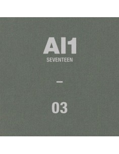 SEVENTEEN 4th Mini Album - AL1 (Ver.2 AL1 [3])  CD + Poster
