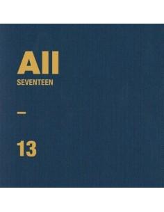 SEVENTEEN 4th Mini Album - AL1 (Ver.3 ALL [13])  CD + Poster