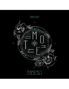 MAP6 3rd Single Album - MOMENTUM CD + 1 Random Poster