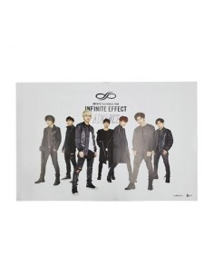 [Poster] Infinite 2nd World Tour - INFINITE EFFECT ADVANCE LIVE DVD Official Poster