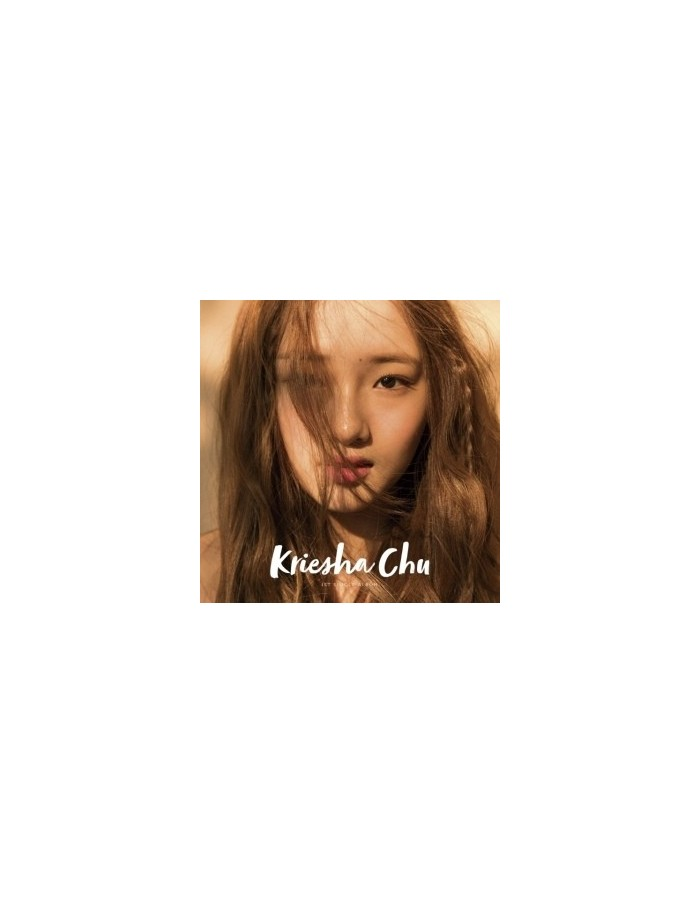 Kriesha Chu - Kriesha Chu 1st Single Album CD