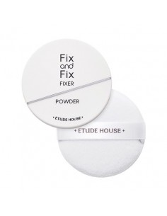 [ETUDE HOUSE] Fix and Fix Fixer Powder 10g
