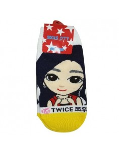 TWICE 1 Pair of Character Socks - ZUWI