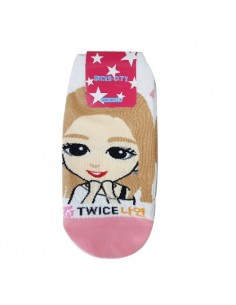 TWICE 1 Pair of Character Socks - Nayeon