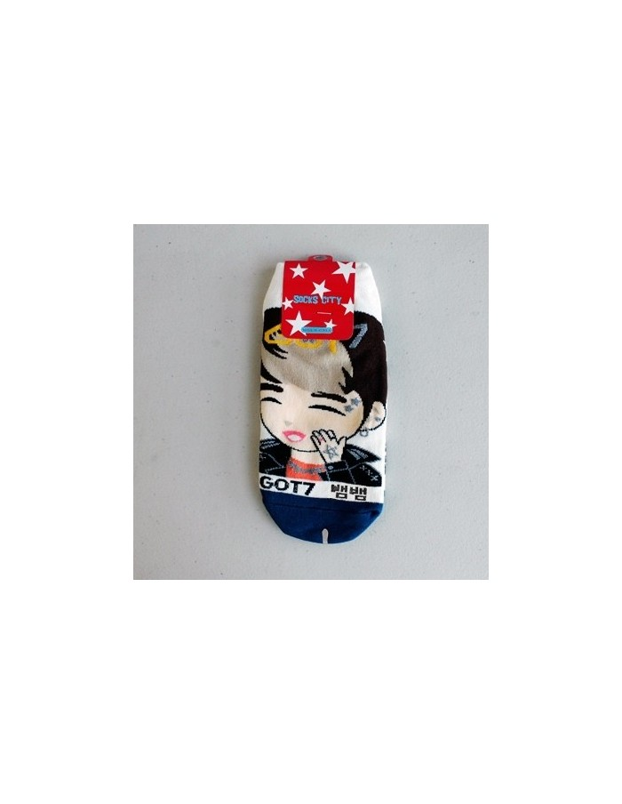 1 Pair of Character Socks - GOT7 BAM BAM