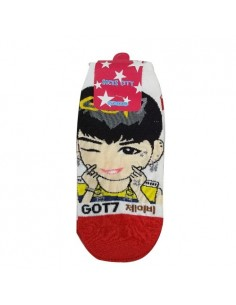 1 Pair of Character Socks - GOT7 JB Ver.2