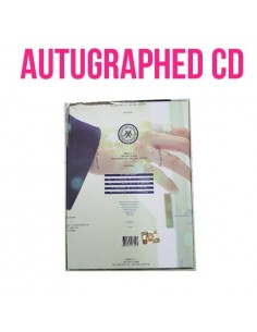 [Autographed CD] MONSTA X 1st Album - BEAUTIFUL CD (Random Cover) (Damaged Goods)