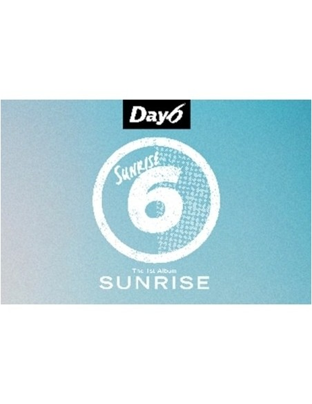 DAY6 1st Album - SUNRISE CD