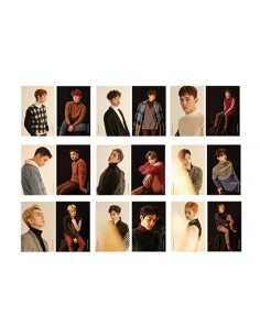 EXO PHOTO CARD SET : For Life SP3 Ver