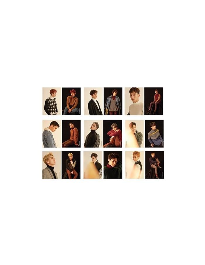 EXO PHOTO CARD SET : For Life SP3 Ver