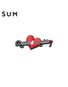 Red Velvet Stationery Magnet - HEART Version