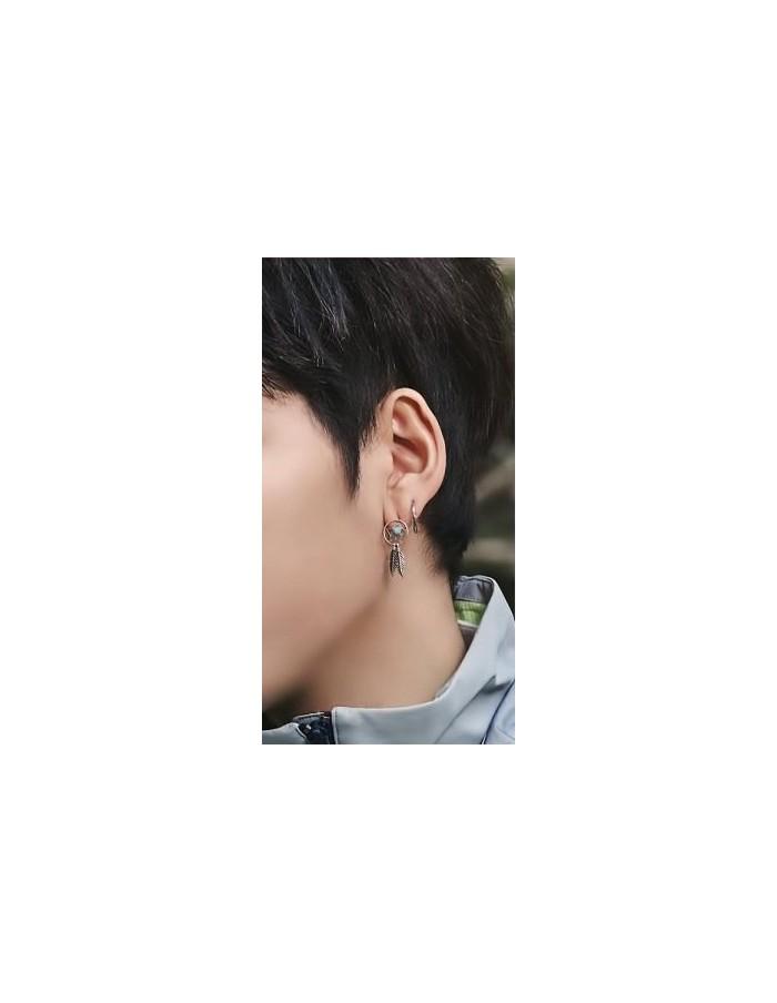 [BL15] BLOCK-B ZICO TEO Earring