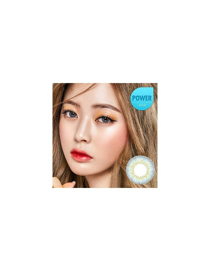 [ O-Lens ] JENITH GOLD 3Con - Blue (2weeks / 4pcs) (Prescription)