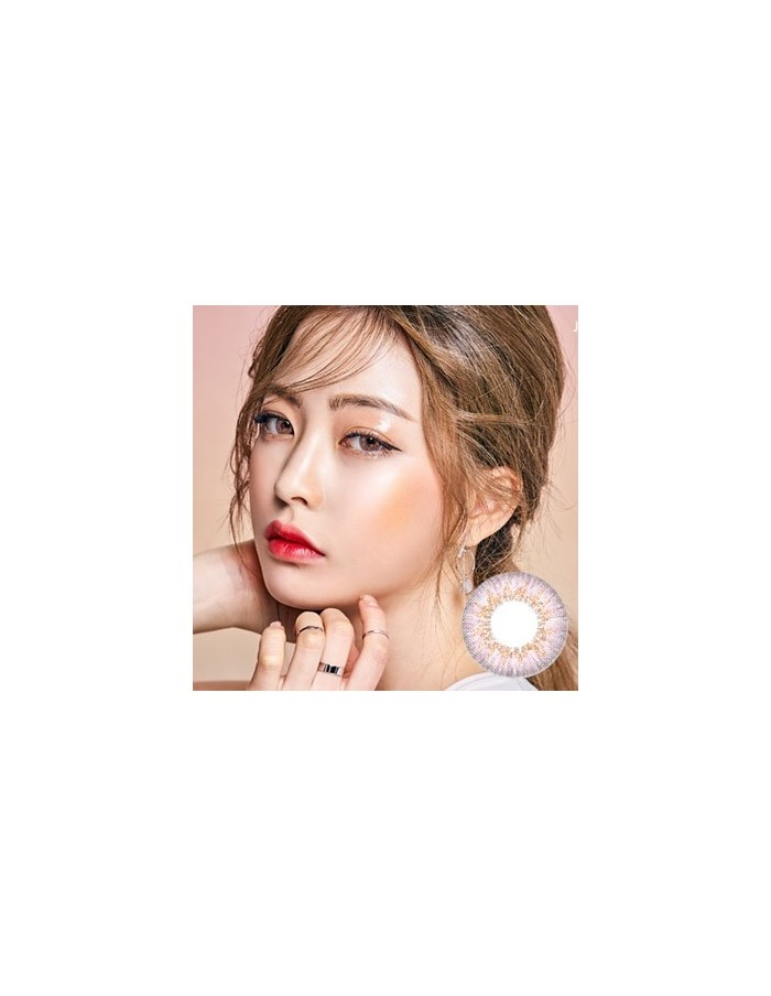 [ O-Lens ] JENITH GOLD 3Con - Pink (2weeks / 4pcs)