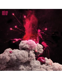 NCT 127 - CHERRY BOMB 3nd Mini Album CD + Poster