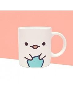 [MERRYBETWEEN] Robin Egg Mug