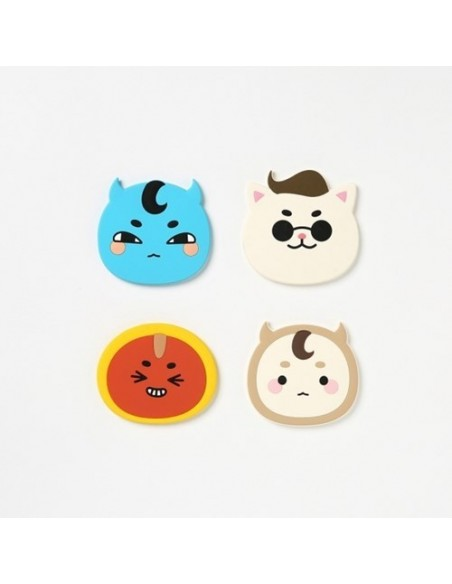 [DRAMA] Guardian (GOBLIN) : The Lonely and Great God - BOGLEGEL Portable Mirror (4Kinds)