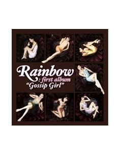 RAINBOW - GOSSIP GIRL MINI ALBUM VOL.1 CD