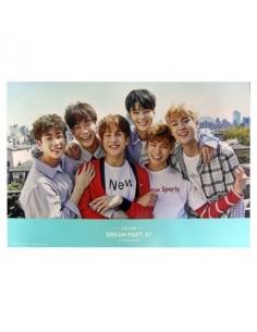 [Poster] ASTRO 4th Mini Album - Dream Part.01 (Ver. DAY) Official Poster