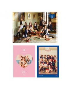 [Poster] TWICE 4th Mini Album - SIGNAL Official Poster