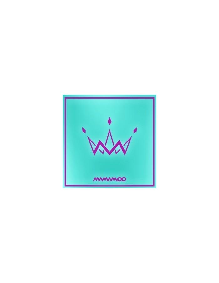MAMAMOO 5th Mini Album - PURPLE (B Type) CD + Poster