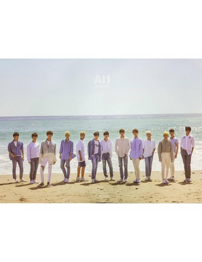 [Poster] SEVENTEEN 4th Mini Album - AL1 Official Poster