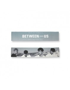 CNBLUE BETWEEN-US SLOGAN